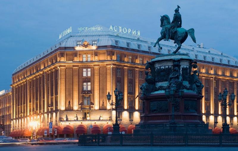 Hotel Astoria Saint Petersbourg